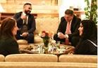 تجدد شائعة زواج أحمد سعد وسمية الخشاب بعد سفرهما للنمسا