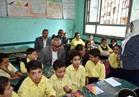 انتظام الدراسة بمدارس الشرقية.. والمحافظ ورؤساء المدن يشاركون الطلاب تحية العلم