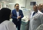 وزير الصحة يوجه بإضافة 16 حضانة للأطفال بمستشفى الأقصر الدولي