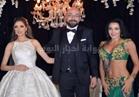 صور| الليثي وألا كوشنير يشعلان زفاف «إبراهيم ونورا»