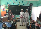 إجراءات أمنية مشددة لتأمين مدارس شمال سيناء