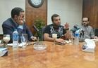 رامي صبري: أتمنى التمثيل أمام نيللي كريم
