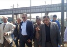 وزير النقل يتابع طريق «شبرا/بنها» الحر قبل افتتاحه باحتفالات أكتوبر