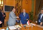 اللجنة القنصلية المصرية الكويتية تبحث أوضاع الجالية المصرية