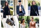 بالصور ... أبرز إطلالات عارضات الأزياء في أسبوع  باريس للموضة