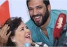 دنيا سمير غانم تهنئ والدتها وزوج شقيقتها بفيلمهما الجديد «كارما»
