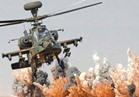القوات الجوية تحبط محاولة لاختراق الحدود الغربية و تدمر 10 سيارات محملة بالذخائر والأسلحة