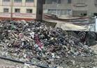 """استجابة لـ""""بوابة أخبار اليوم"""".. إزالة القمامة من أمام مجمع «مدارس بشتيل»"""