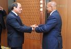 السيسي: نرفض التدخل في الشئون الداخلية للدول .. سياسة مصر ثابتة