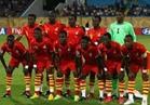 مجموعة مصر .. غانا تتقدم على الكونغو بهدفين