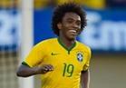 شاهد.. ويليان يتفنن بهدف برازيلي رائع على كولومبيا في تصفيات المونديال