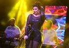 صور| مروى تبدأ حفلها في الغردقة بأغنية «أمه نعيمة»