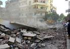 انهيار عقار بالإسكندرية والحماية المدنية تحاول انتشال شخصين من تحت الأنقاض