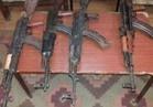 تنفيذ 566 حكما متنوعا وضبط 8 قطع سلاح بقنا