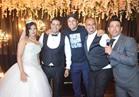صور| نجوم الغناء يحتفلون بزفاف شقيقة زوجة محمود الليثي