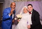 صور| ريكو وياسر عدوية نجوم زفاف شقيق الفنان كريم الشاعر