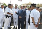 مدير الأمن يقود حملات مكبرة بالقاهرة الجديدة والشروق