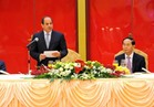الرئيس: نرحب بالمستثمرين ورجال الصناعة الفيتناميين