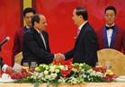 الرئيس السيسي يشيد بالتجربة الفيتنامية