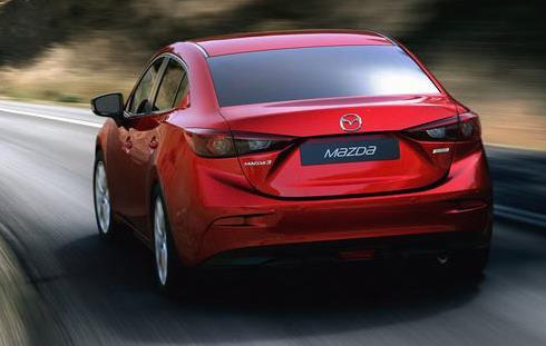 نتيجة بحث الصور عن سيارة Mazda3 2019
