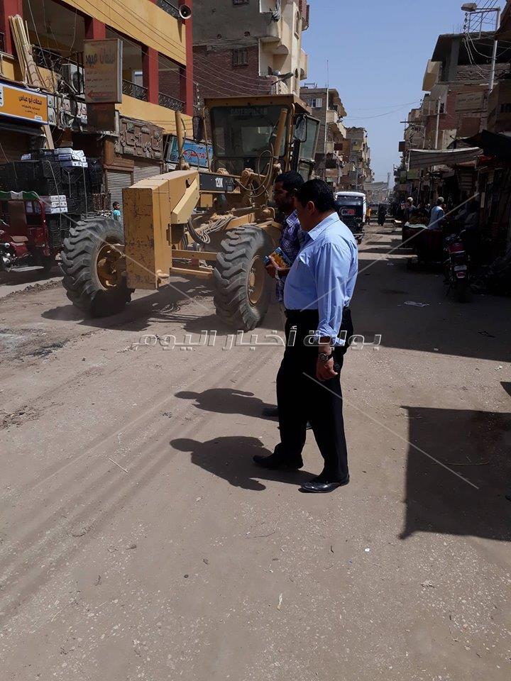 شارع احمد عرابي بإسنا