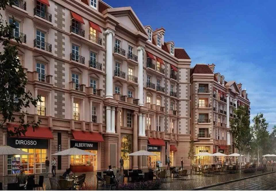 الاسكان تكشف عن تصميم الحى السكنى الخامس R5 بالعاصمه الادارية الجديدة