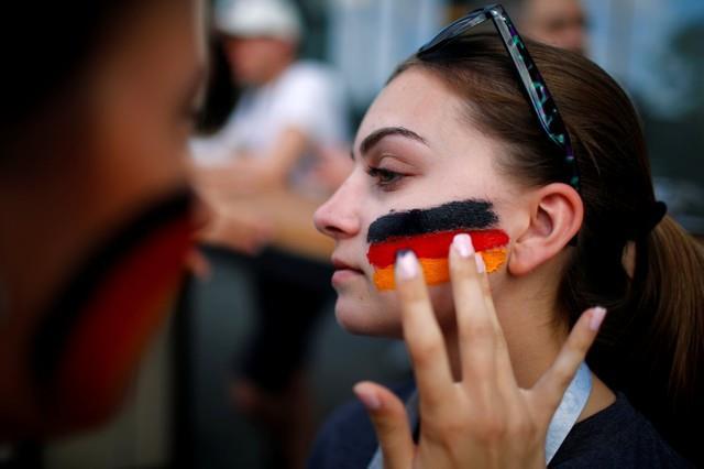 روسيا 2018| جميلات المانيا    تؤازر الماكينات  أمام المكسيك