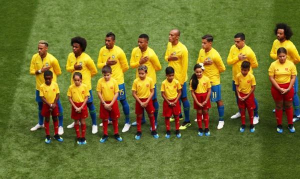 ملخص مباراة البرازيل وكوستاريكا