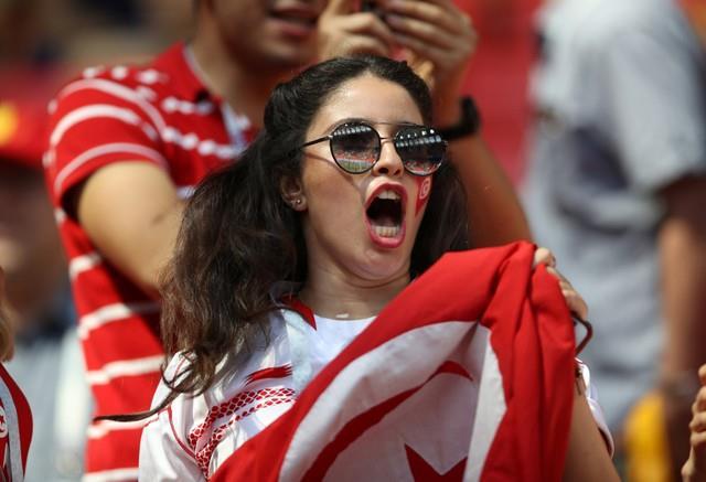 روسيا 2018 | صور .. جميلات تونس تزين ملعب سبارتاك