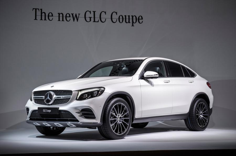 مرسيدس-بنز إيجيبت تطلق GLC SUV و GLC Coupe فى مصر