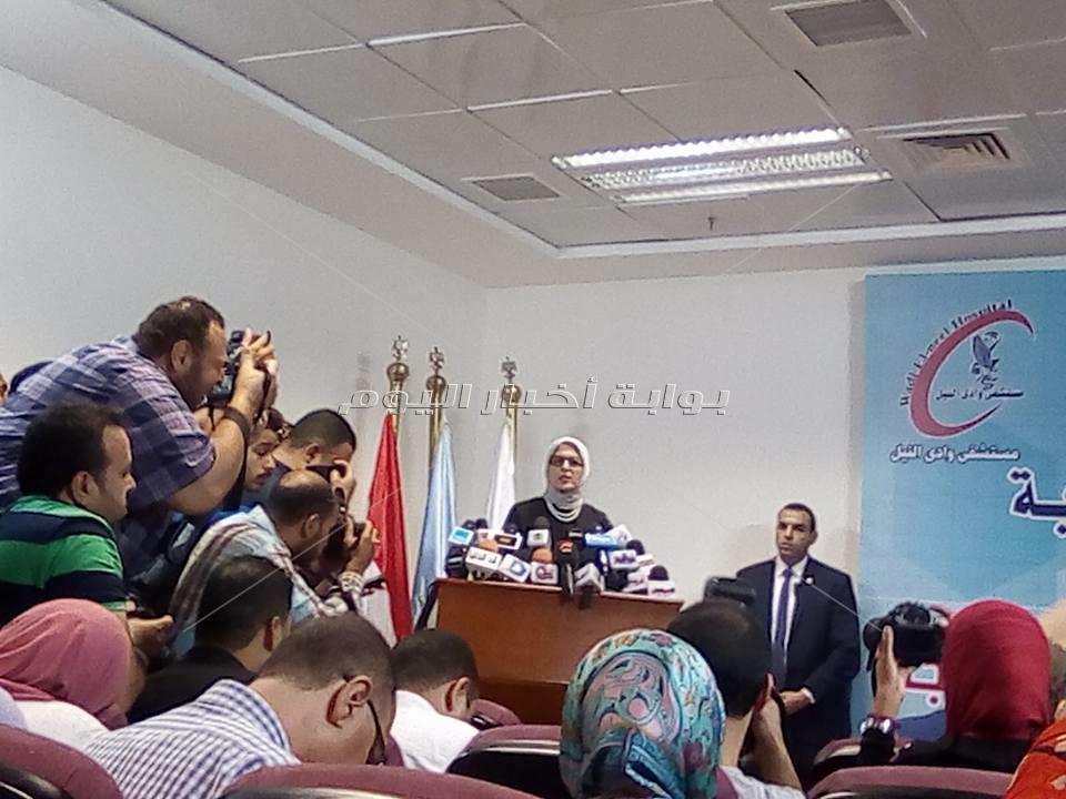 """وزير الصحة عن مبادرة """"قوائم الانتظار"""": طوق نجاة للمواطنين المرضى"""