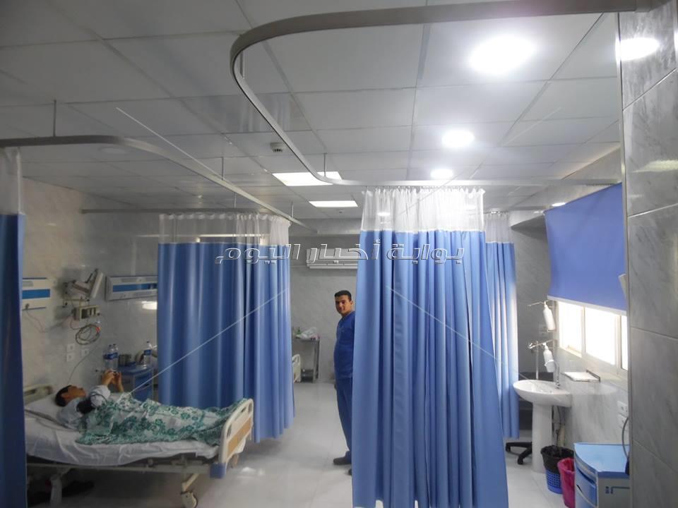 الغربية تنجح في انهاء قوائم انتظار المرضي في جراحات القلب وعمليات القسطرة بمركز قلب المحلة