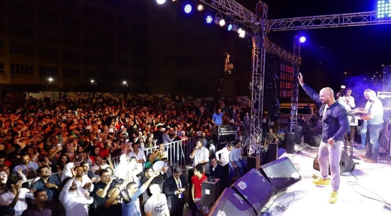 «إسكندرية كمان وكمان» .. العسيلي يحيي حفله الثالث بعروس البحر