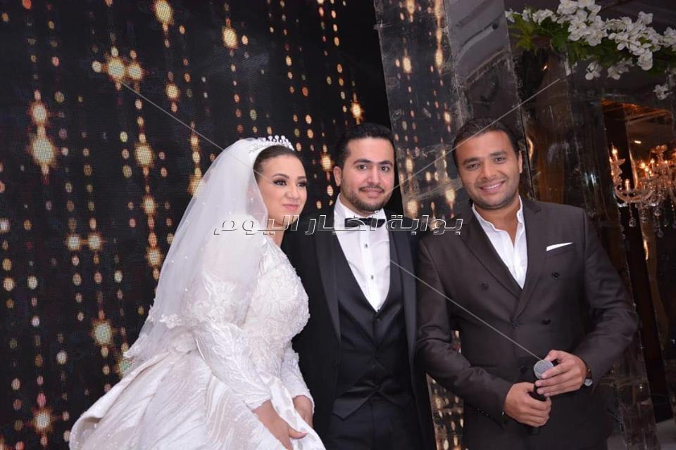 زفاف محمود جلال