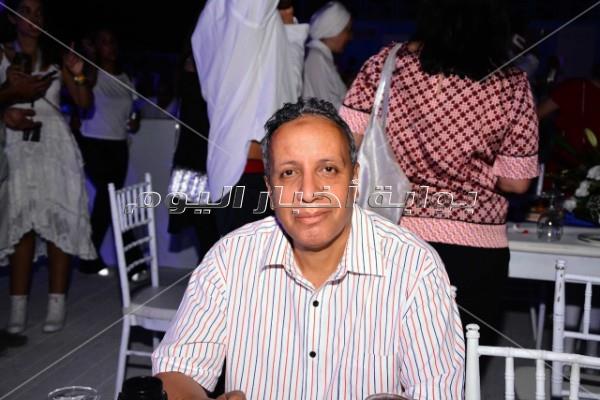 «عمر خيرت» يتألق في احتفالية ضخمة بحضور مشاهير الرياضة والمجتمع