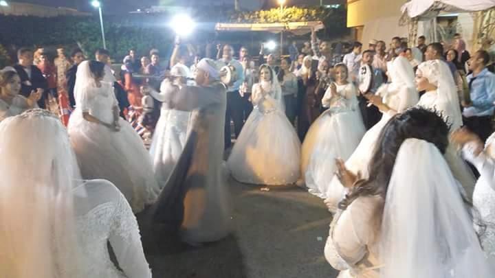 الاورمان تدعم زواج 34 عروسة يتيمة فى محافظة الاقصر