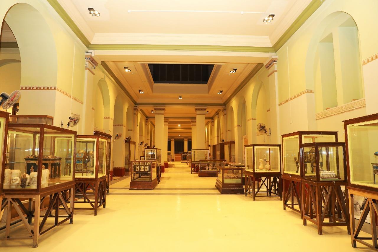 الاستعدادات الاخيرة للاحتفال بالعيد ال 116 لمتحف التحرير