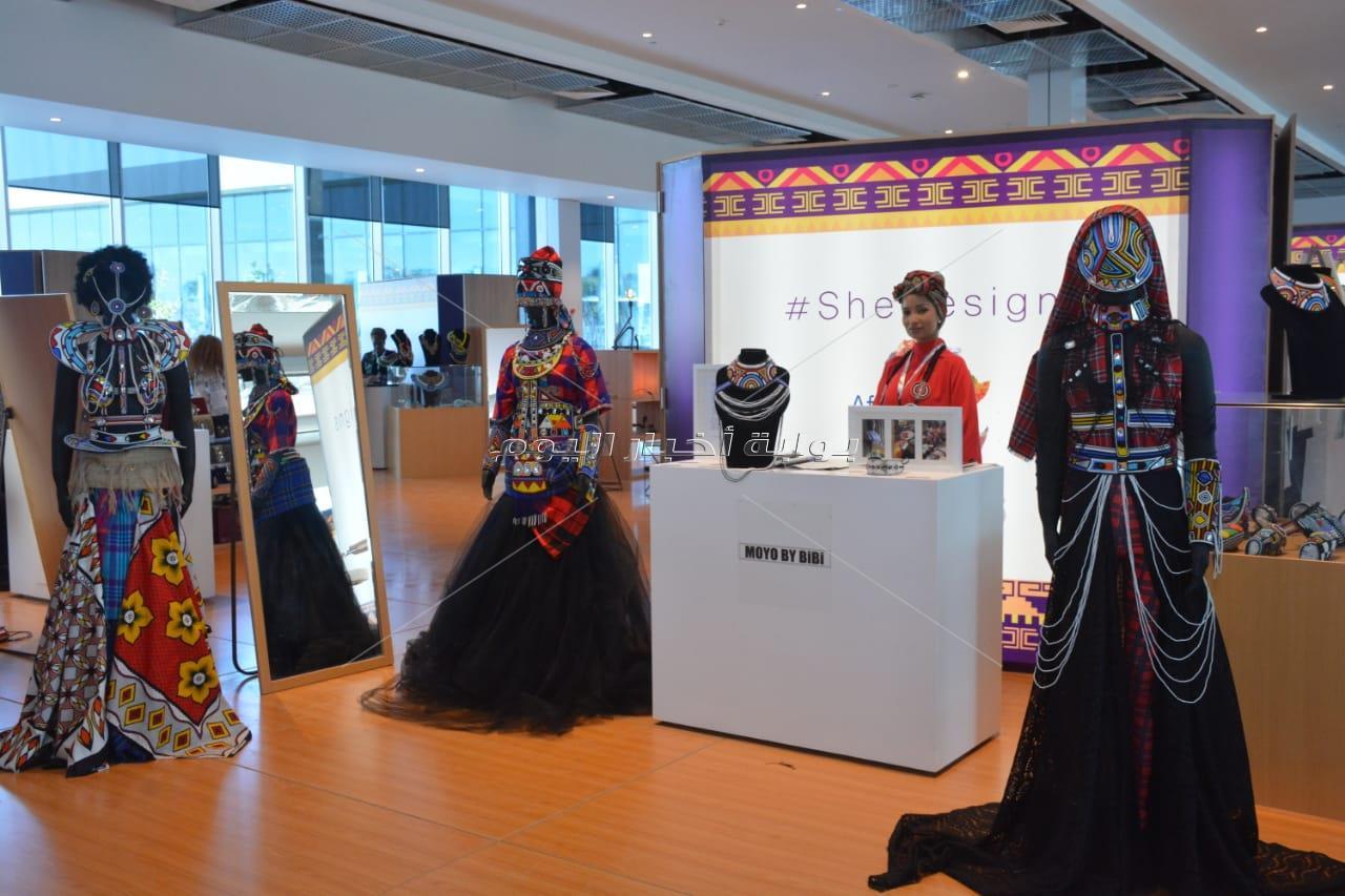 معرض للمنتجات الإفريقية على هامش منتدى إفريقيا