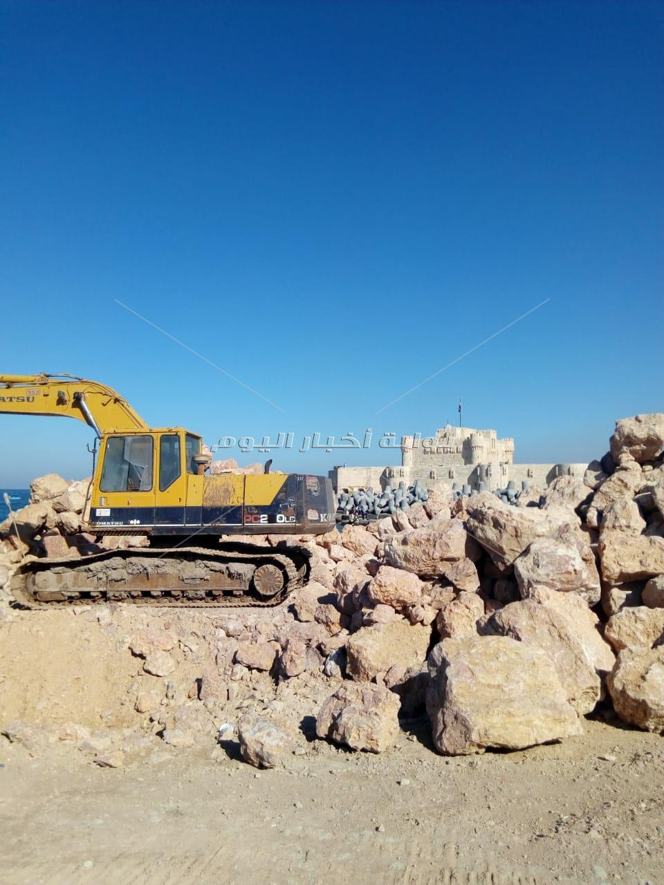 ترميم المتحف اليوناني الروماني بالاسكندرية