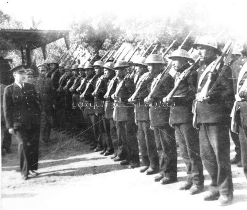 معركة الشرطة والإنجليز في الإسماعيلية 25 يناير 1952