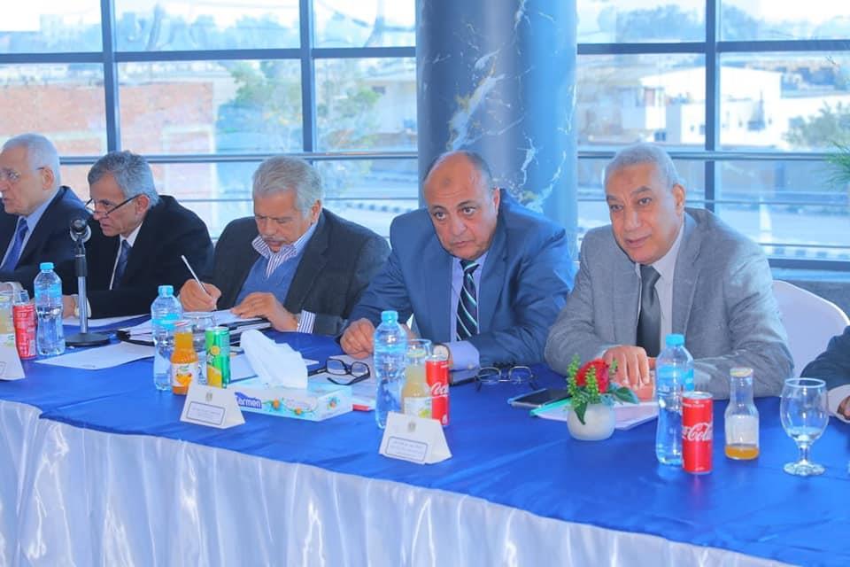 الجمعية العامة العادية لشركات النيل للطرق والكباري والرصف