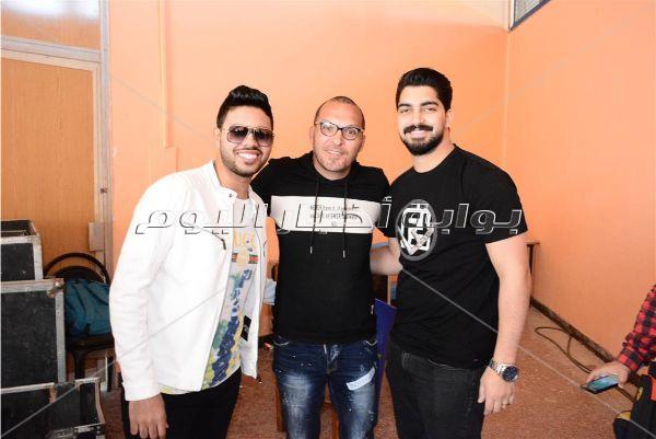 مصطفى حجاج ومروة ناجي وشاهين يُشعلون حفل «في حب مصر»