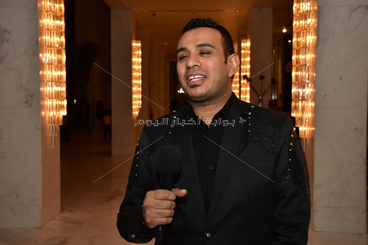 محمود الليثي يخطف الأضواء بحفل خيمة «ليالي الخديوي»