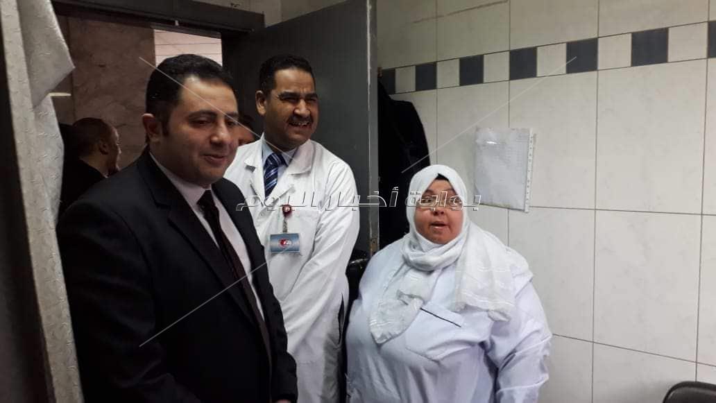 نائب محافظ القاهرة يشن حملة تفقدية على أحياء المنطقة الشمالية
