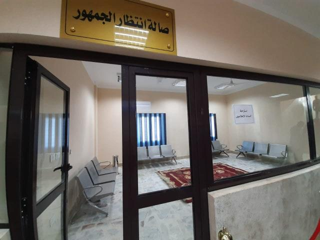 وزير العدل يفتتح مبنى المحكمة الاقتصادية