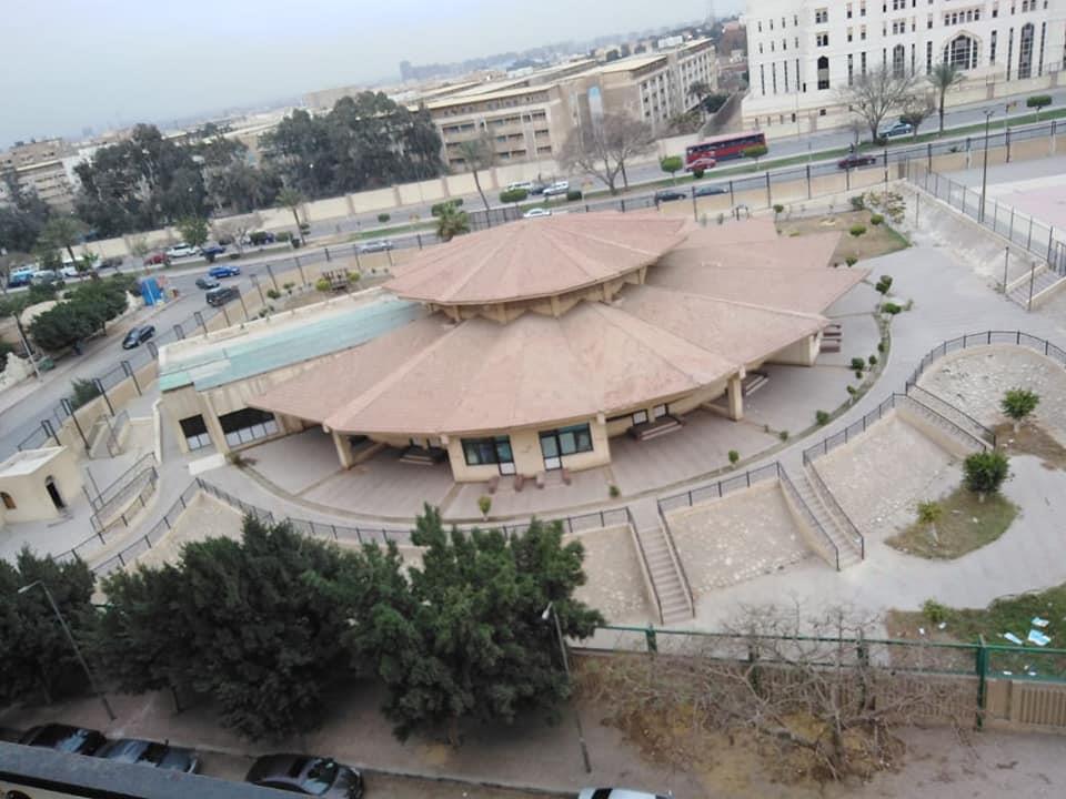 إضراب مجمع مدارس الملك فهد