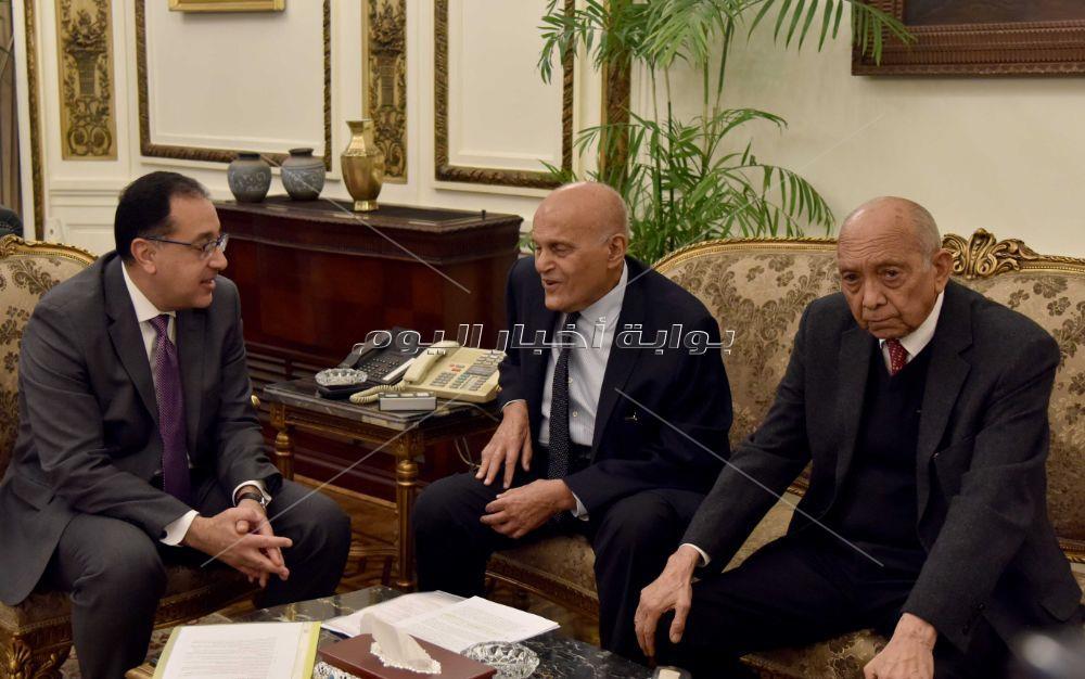 دعوة رئيس الوزراء لوضع حجرالاساس لمركز مجدى يعقوب العالمى