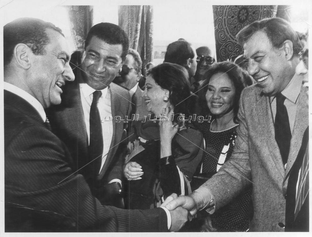 «دار الأوبرا».. بصمة ثقافية خالدة للرئيس الأسبق مبارك