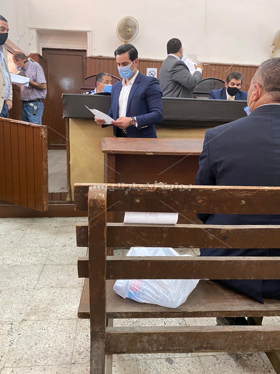 مرشحو «مستقبل وطن» يقدمون اوراق ترشحهم لانتخابات «الشيوخ» عن محافظة الجيزة