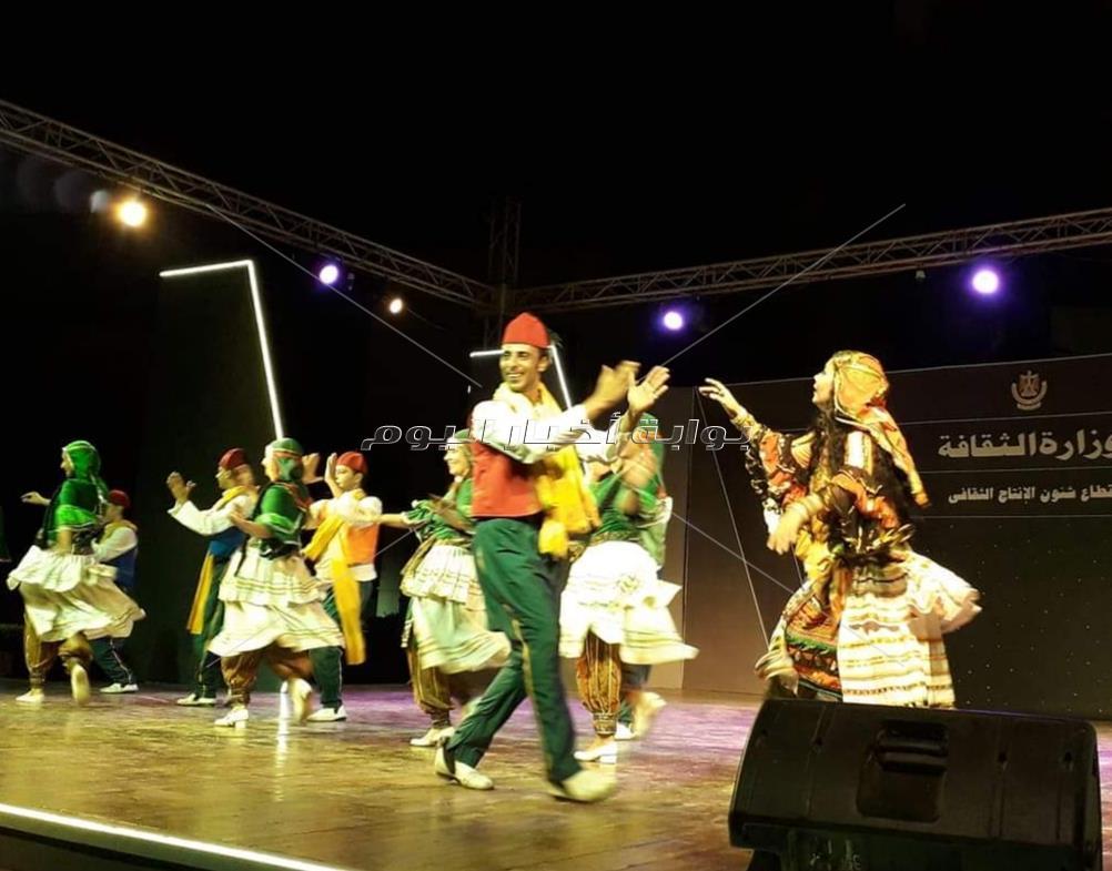 «أم الخلول» و«المانبوطية» وأشهر استعراضات «القومية للفنون» بساحة الهناجر